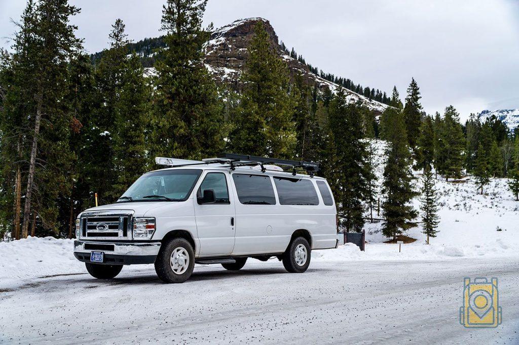 Living In a Van Full Time: Our New Van
