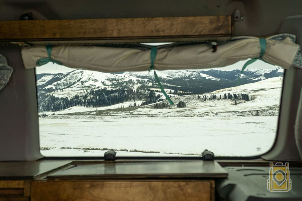Living In a Van Full Time: Scenic Views