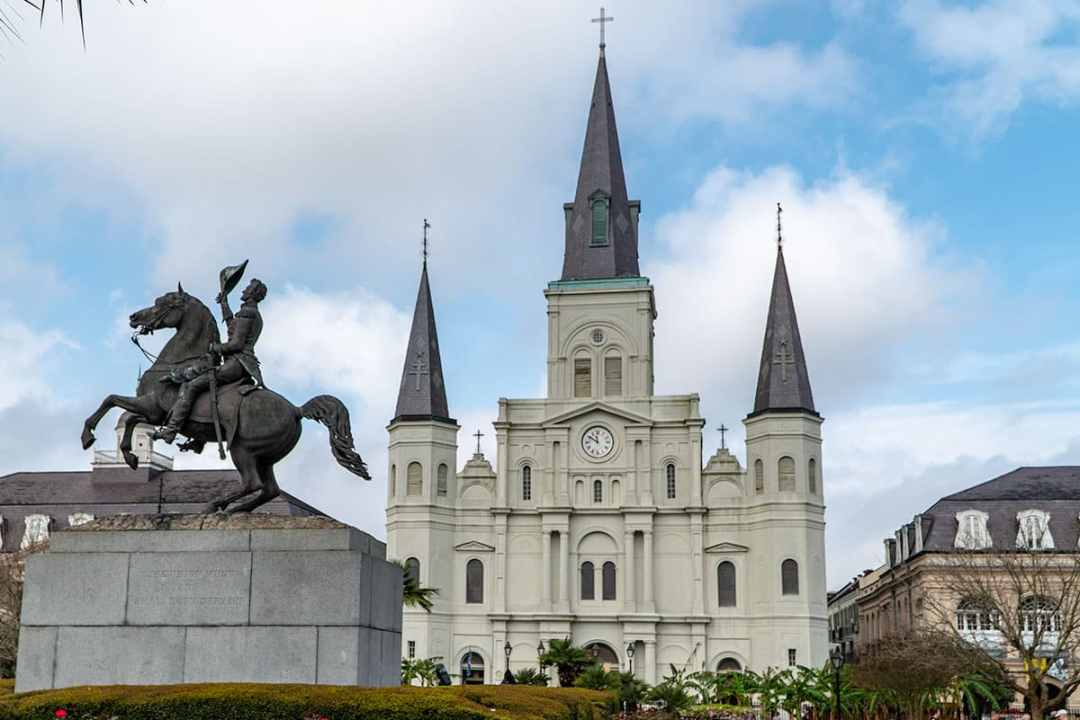 Guide to New Orleans: Jackson Square