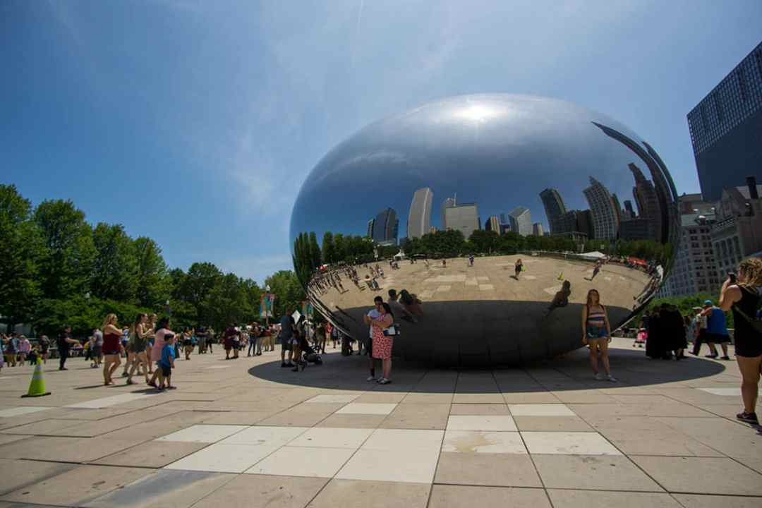 Top 6 Things To Do in Chicago: The Bean