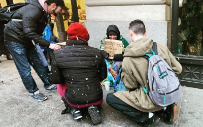 Hypothermia and Homelessness