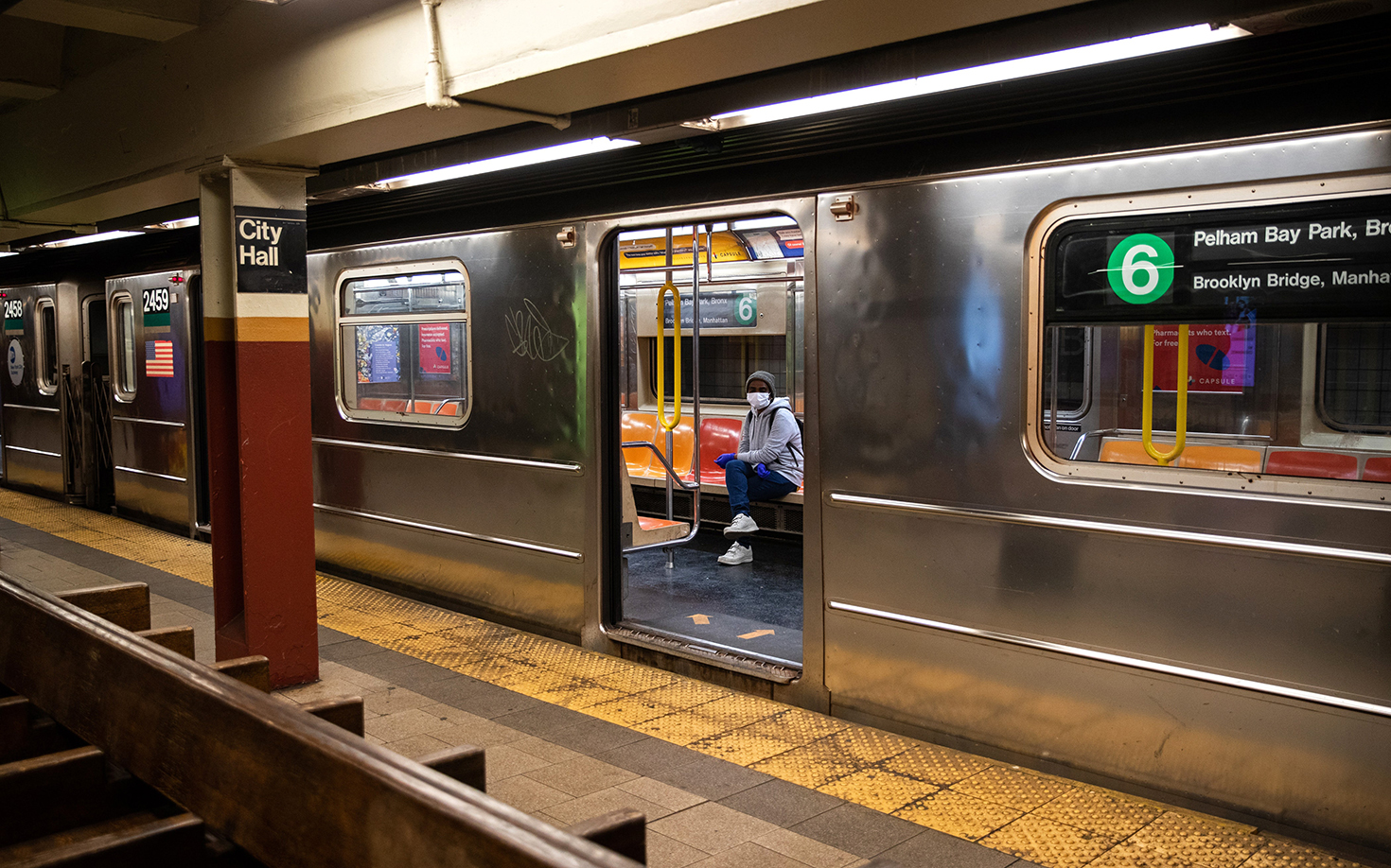 Coronavirus News: Social Distancing Concerns for Subways, MTA Services Once NYC Begins to Reopen