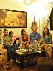 Hostel Review: Lima Backpackers