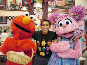 Elmo - Family Man - Abby