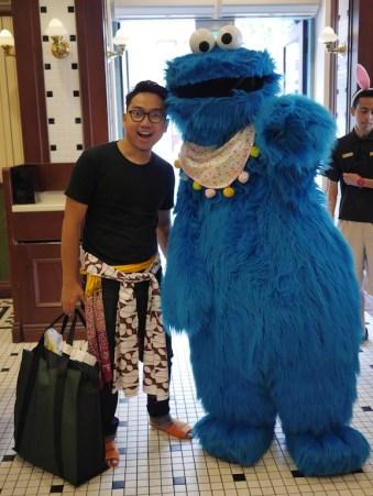 Edo & Cookies Monster