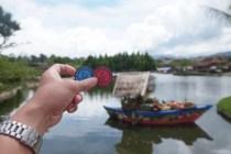 Lembang Floating Market