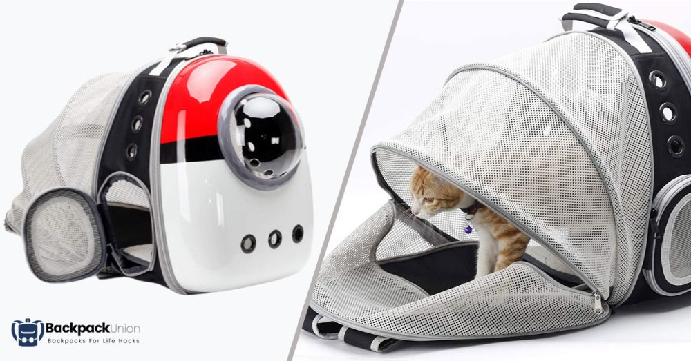 HUO-ZAO-Best-Cat-Backpack-For-Large-Cats