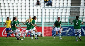 U17 Women's World Cup: Brazil 2 - 1 Ireland