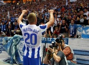 Hertha Fans