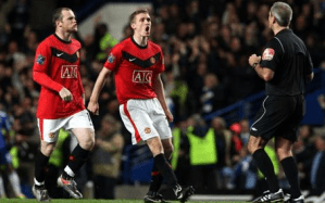 United-Liverpool Fracas Exposes Referee Double Standards