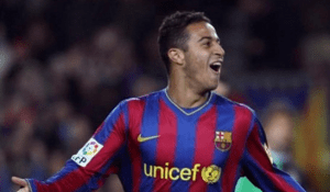 Thiago Alcantara - The next Xavi ?