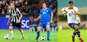 Juventus Midfiled Options for 2011/2012