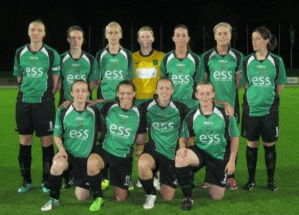 Peamount Utd optimistic ahead of CL return leg with PSG
