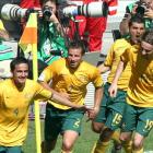 Socceroos - Tim Cahill goal