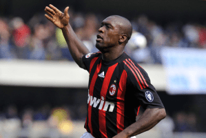 Football philanthropy - Clarence Seedorf