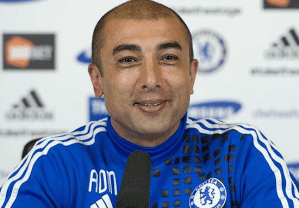 Di Matteo: Right man for the job