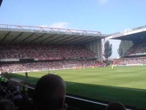 Nottingham Forest 1 Leeds Utd 2 (Aug 2007)
