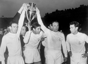 Benfica v Barcelona - 1961 European Cup Final