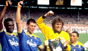 Legends of the Crazy Gang