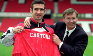 Cantona Ferguson