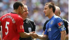 Player Comparison: Rio Ferdinand vs John Terry