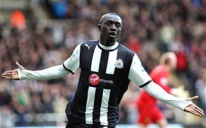 Papiss Cisse swaps Newcastle for China's Shandong Luneng