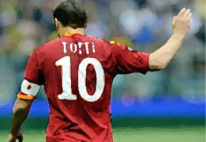 Totti - Long live the king