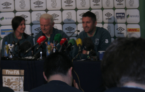 Ireland press conference as entertaining as ever