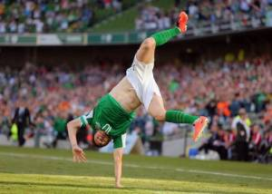 Keane's continued commitment should be commended