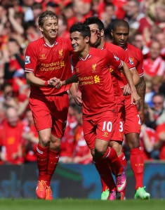 Coutinho out for six weeks, Suarez will help fill the void