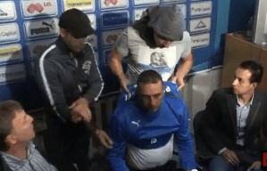 Levski Sofia Ultras force new manager out of unveiling press conference