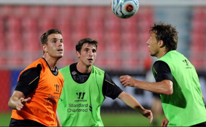 Gerrard absence gives a glimpse of Liverpool's future