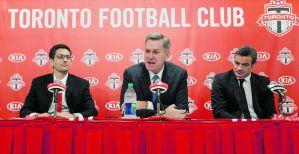 Toronto FC: Rebuilding to dominate