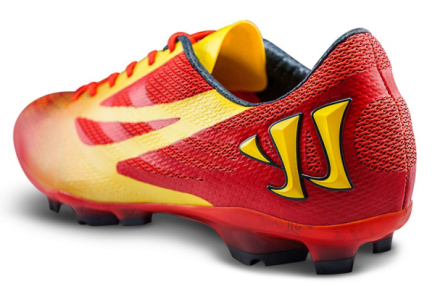 Warrior Superheat 3