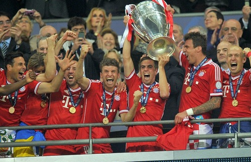 Lahm Bayern Champions League