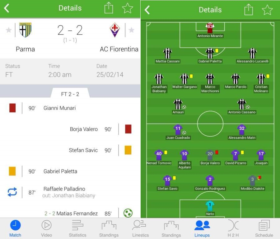Review Keep Up To Date With Sofascore Back Page Football