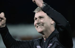 Stephen Kenny Dundalk
