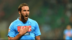 Gonzalo Higuain - Napoli's mystery of the season