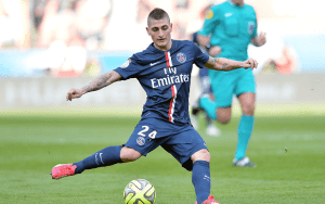 Is Marco Verratti the heir to Xavi?