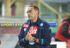 Fairy tales and magic as Maurizio Sarri's Napoli march on