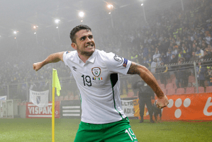 Brady's brilliance gives Ireland hope against Bosnia