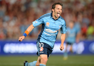 Players who chose the A-League to wind down their careers