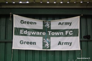 Listen to Geoffrey - Edgware Town FC v Ampthill Town FC - Part Two