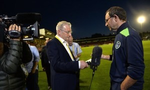 Martin O'Neill's EURO 2016 squad highlights Ireland's lack of depth