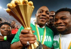 Former Nigeria coach Stephen Keshi dies at the age of 54