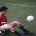 Interview - Former Manchester United player Giuliano Maiorana