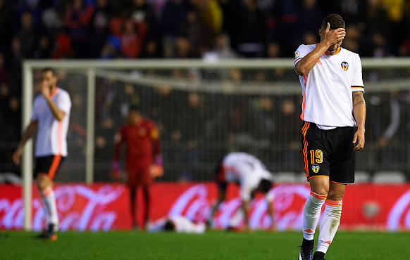 Shambolic management has left Valencia deep in the mire