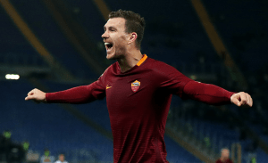 Edin Džeko - Discarded by City; Flourishing in Rome