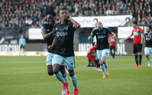 Patience is the key for Ajax's latest crop of young guns