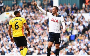 Vincent Janssen - Patience, not pressure, required at Tottenham Hotspur